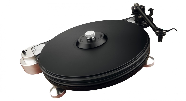 Test Plattenspieler Input Audio Starter Seite 1