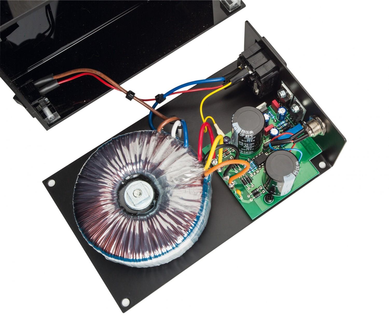 Plattenspieler Input Audio Starter im Test, Bild 8