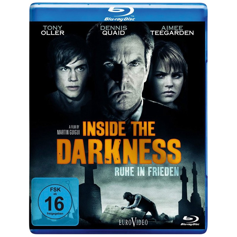 Blu-ray Film Inside The Darkness – Ruhe in Frieden (EuroVideo) im Test, Bild 1