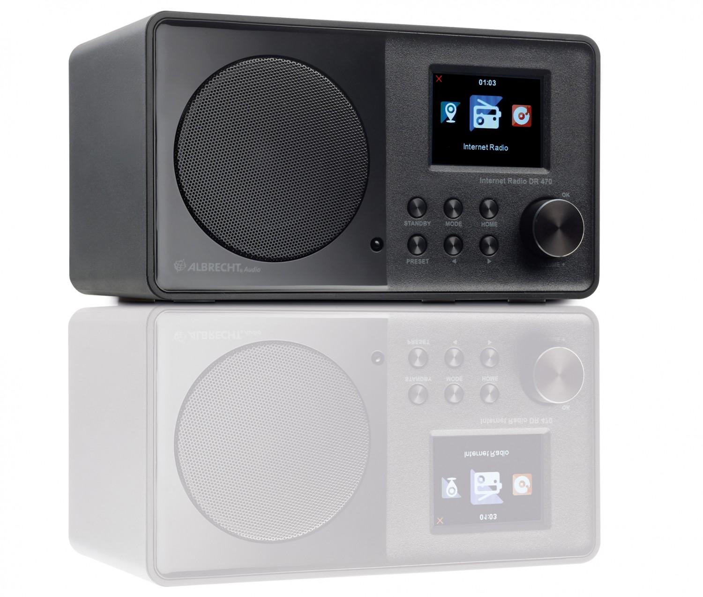 test internetradios albrecht dr 470 sehr gut. Black Bedroom Furniture Sets. Home Design Ideas