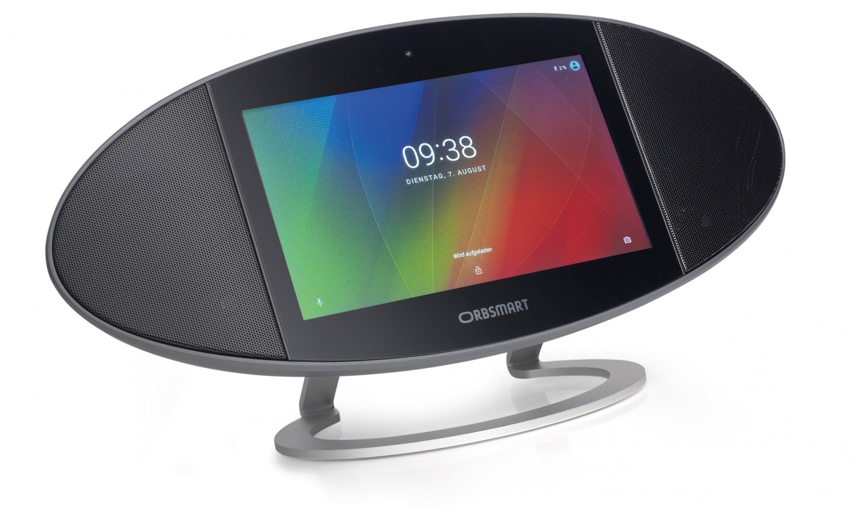 Internetradios Orbsmart Soundpad OS700 im Test, Bild 1