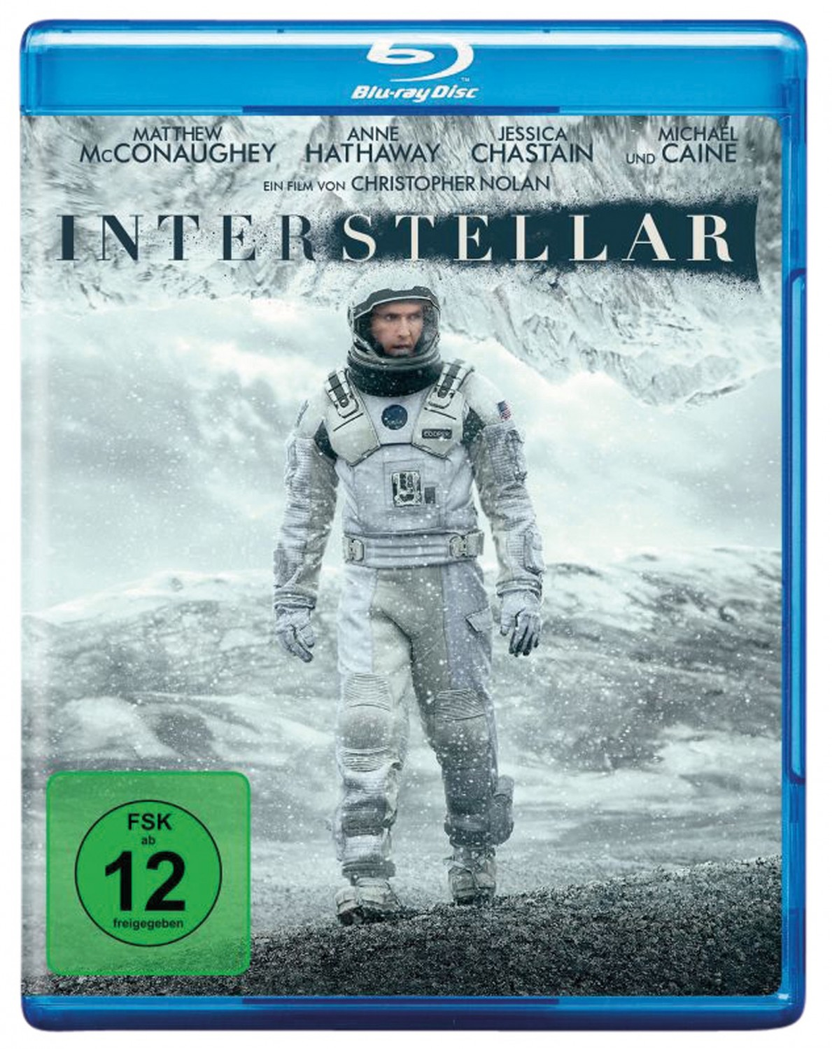 Blu-ray Film Interstellar (Warner Bros.,) im Test, Bild 1