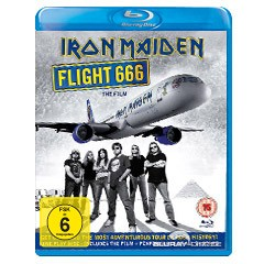 Blu-ray Musik Iron Maiden Flight 666 im Test, Bild 1