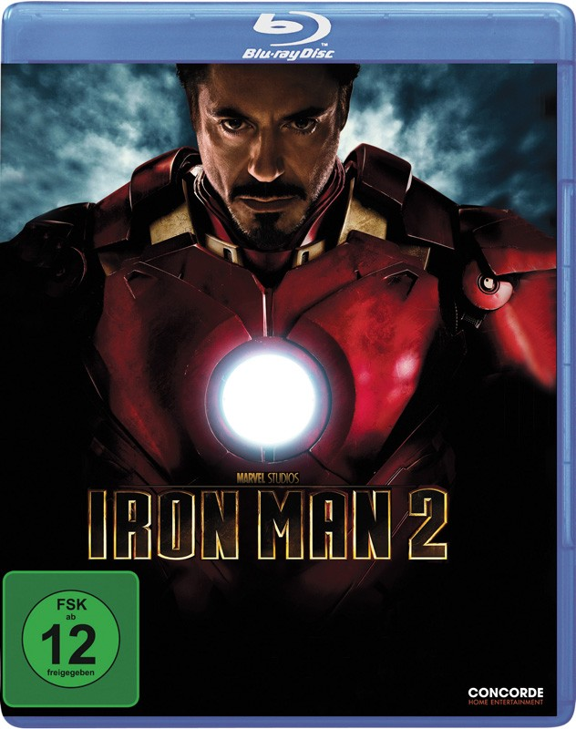 Blu-ray Film Iron Man 2 (Concorde) im Test, Bild 1