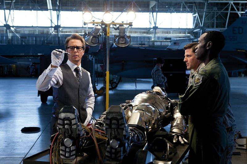 Blu-ray Film Iron Man 2 (Concorde) im Test, Bild 4