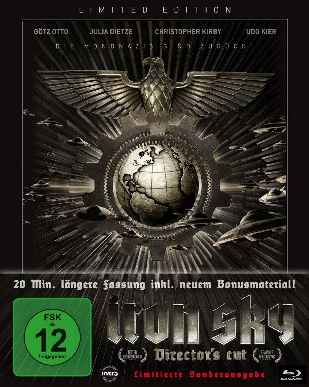 Blu-ray Film Iron Sky – Director's Cut (Splendid) im Test, Bild 1