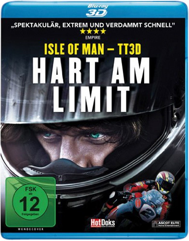 Blu-ray Film Isle of Man TT – Hart am Limit (Ascot) im Test, Bild 1