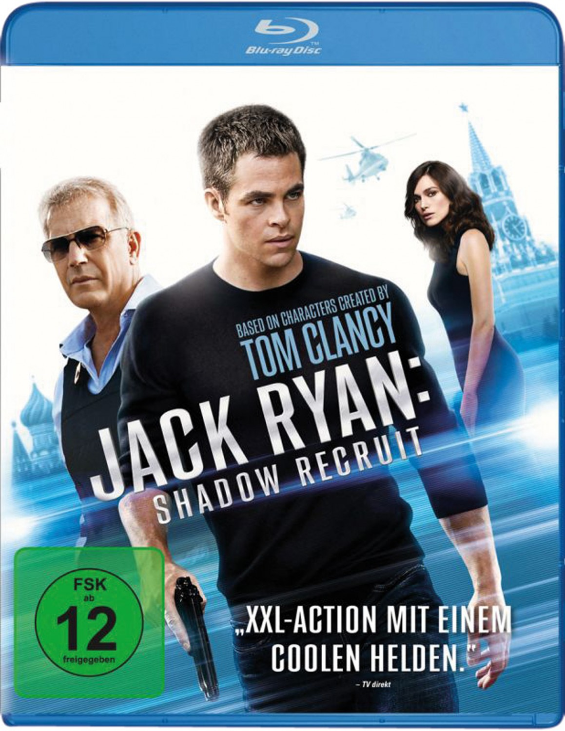 Blu-ray Film Jack Ryan: Shadow Recruit (Paramount) im Test, Bild 1