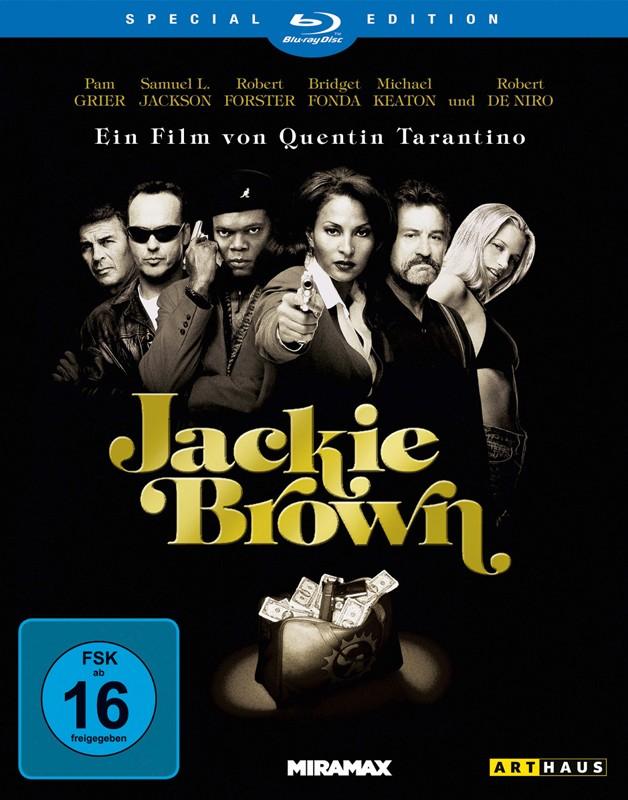 Blu-ray Film Jackie Brown (Studiocanal) im Test, Bild 1