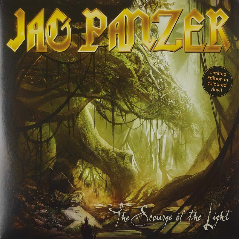 Schallplatte Jag Panzer – The Scourge of the Light (SPV) im Test, Bild 1