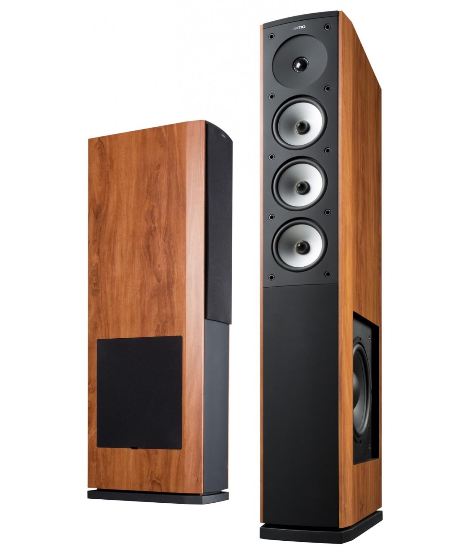 Lautsprecher Stereo Jamo S 628 im Test, Bild 1