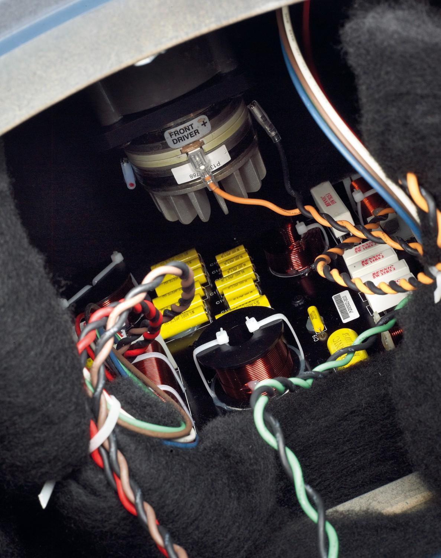 Lautsprecher Stereo JBL 4349 im Test, Bild 10