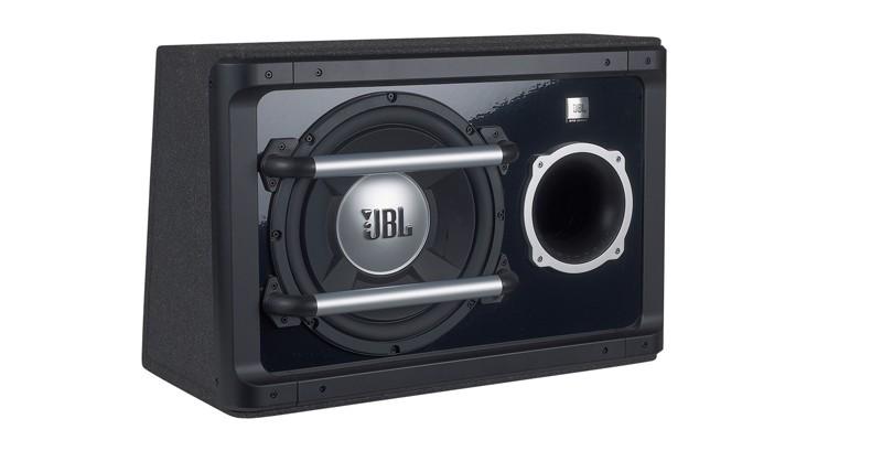 test car hifi subwoofer geh use jbl car gto1214br sehr gut. Black Bedroom Furniture Sets. Home Design Ideas