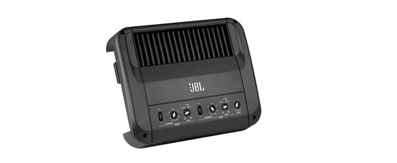 Car-HiFi Endstufe 4-Kanal JBL Car GTO804EZ im Test, Bild 1