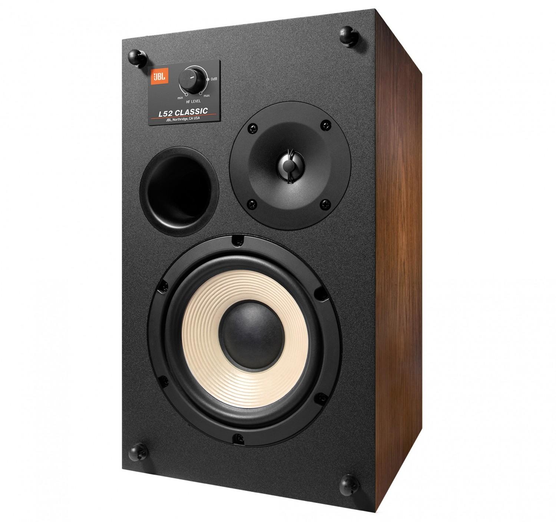 Lautsprecher Stereo JBL L-52 im Test, Bild 3