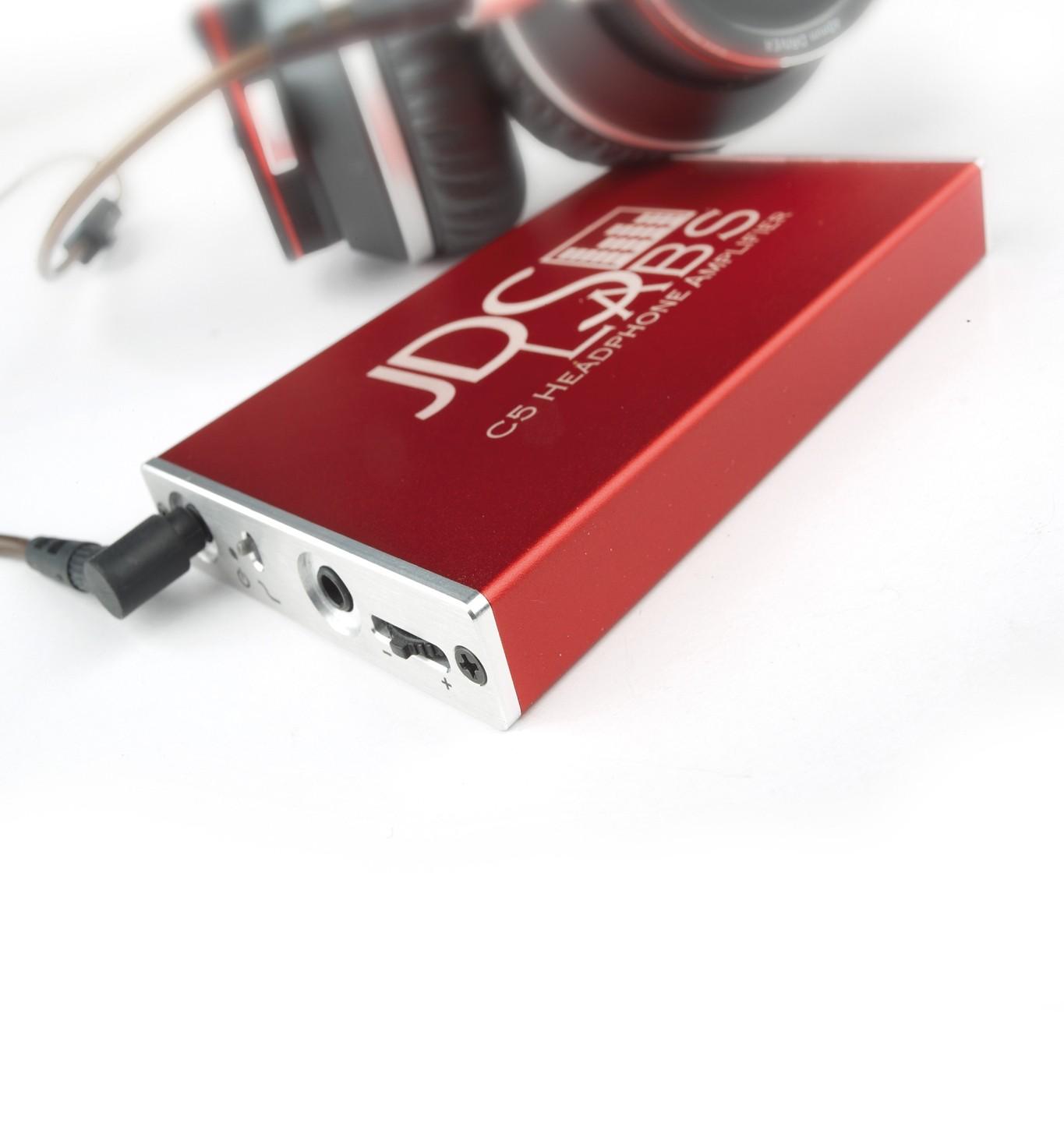 Kopfhörerverstärker JDS Labs C5 im Test, Bild 1