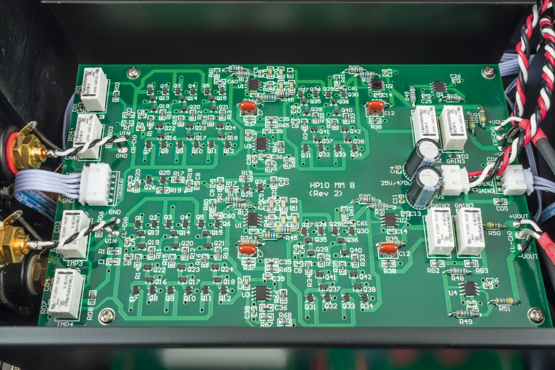 Phono Vorstufen JE Audio HP10 im Test, Bild 3