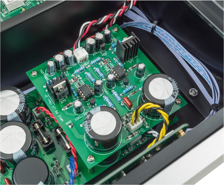 Phono Vorstufen JE Audio HP10 im Test, Bild 5