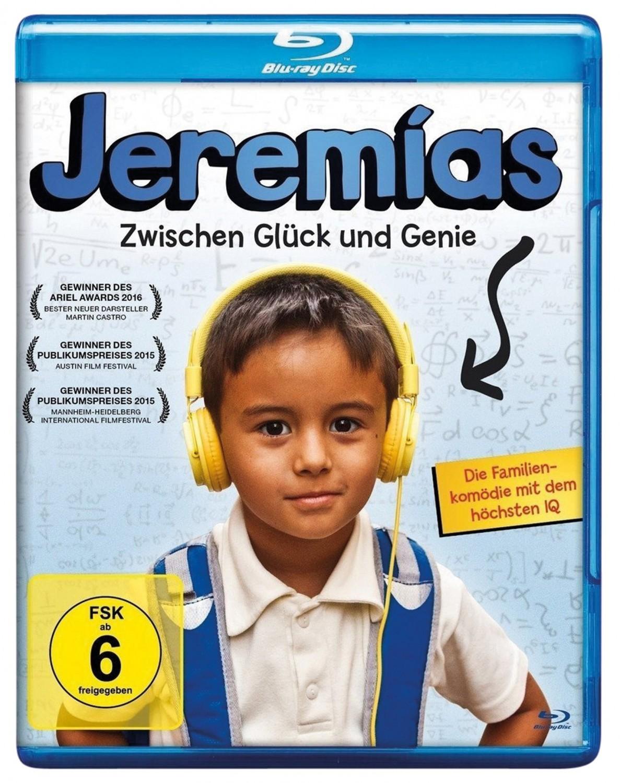Blu-ray Film Jeremías – Zwischen Glück und Genie (Edel:Motion) im Test, Bild 1