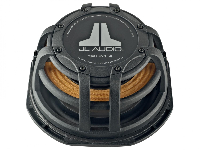 Car-Hifi Subwoofer Chassis JL Audio 10TW1-4 im Test, Bild 2