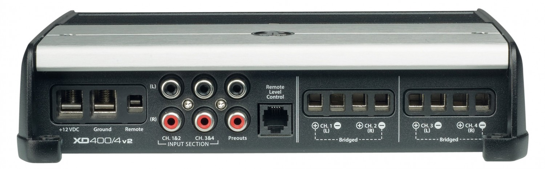 Car-HiFi Endstufe 4-Kanal JL Audio XD400/4v2 im Test, Bild 19