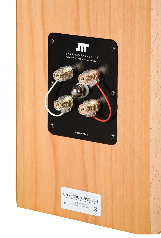 Lautsprecher Stereo JMR Offrande Supreme V2 im Test, Bild 4