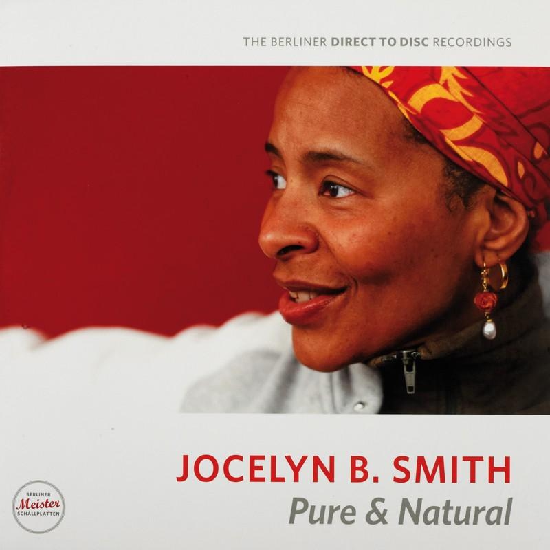 Schallplatte Jocelyn B. Smith – Pure & Natural (Berliner Meister Schallplatten) im Test, Bild 1