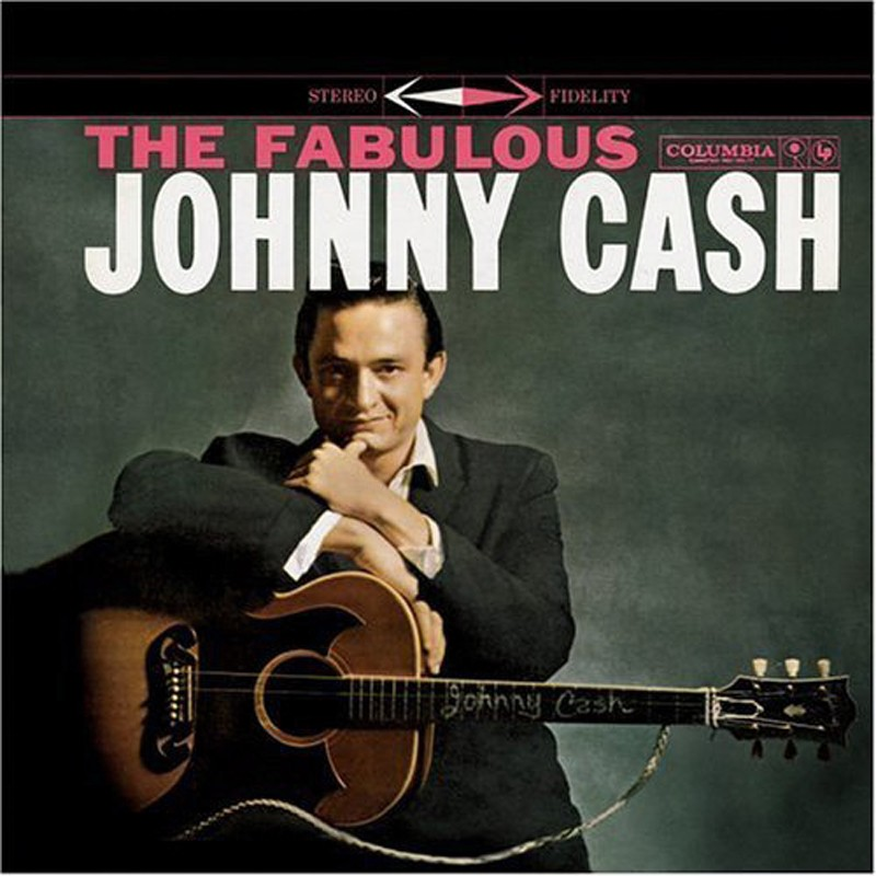 Schallplatte Johnny Cash – The Fabulous Johnny Cash (Columbia / Impex) im Test, Bild 1