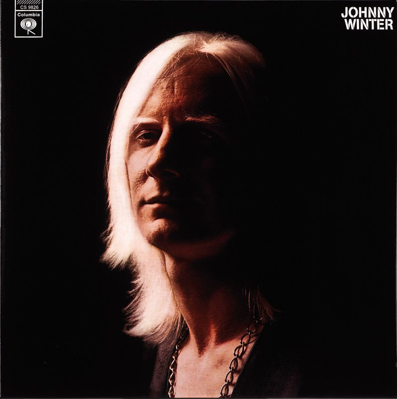 Schallplatte Johnny Winter – Johnny Winter (Columbia) im Test, Bild 1