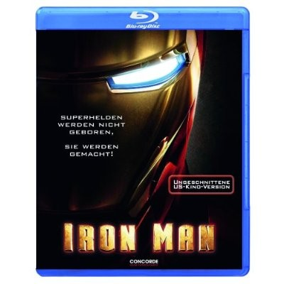 Blu-ray Film Jon Favreau Iron Man im Test, Bild 1