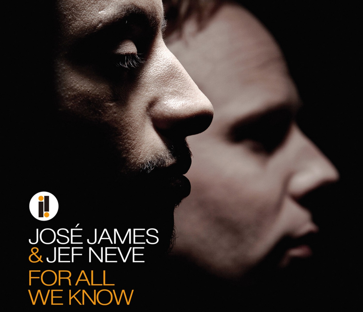 Schallplatte José James & Jef Neve – For All We Know (Khiov/Impulse!) im Test, Bild 1