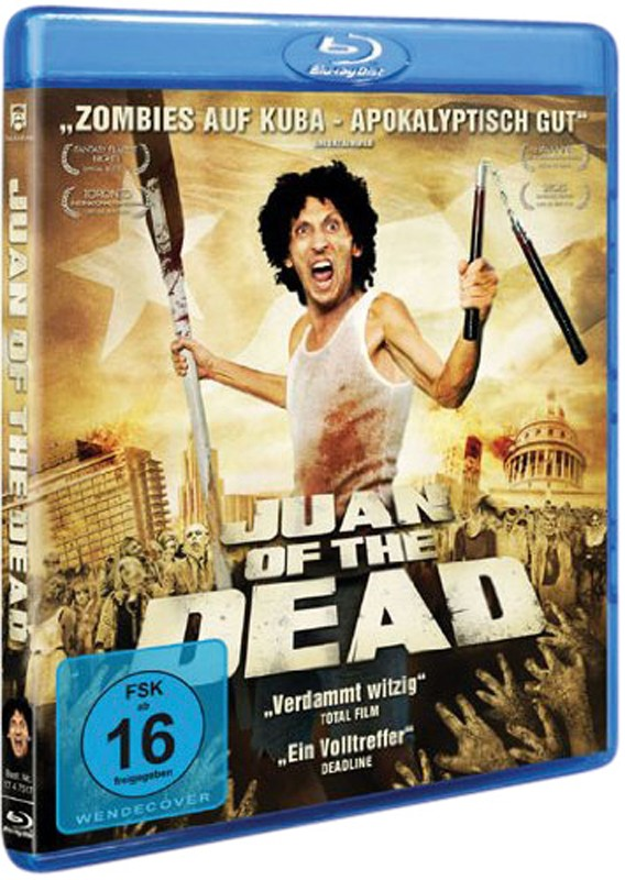 Blu-ray Film Juan of the Dead (Ascot) im Test, Bild 1