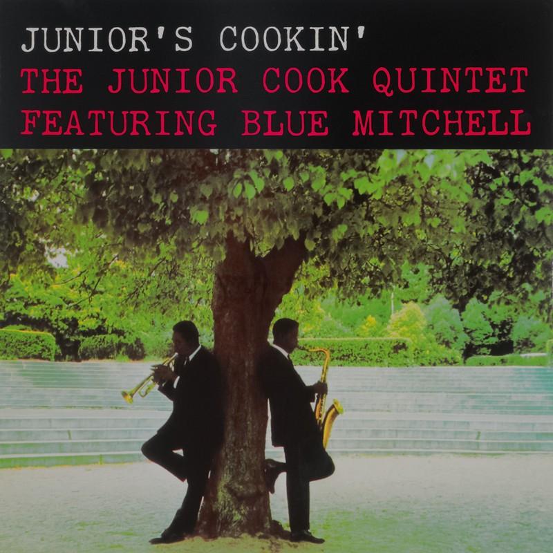 Schallplatte Junior Cook Quintet - Junior (Jazz Workshop) im Test, Bild 1