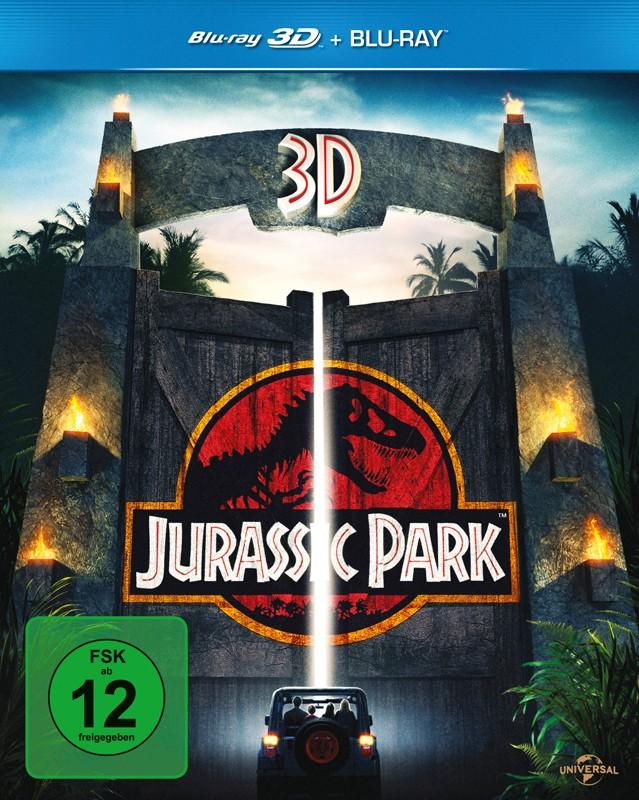 Blu-ray Film Jurassic Park 3D (Universal) im Test, Bild 1