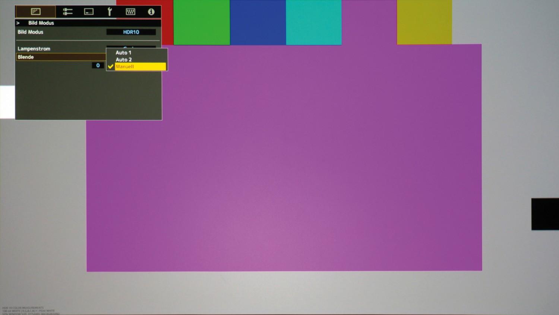Beamer JVC DLA-N5 im Test, Bild 5