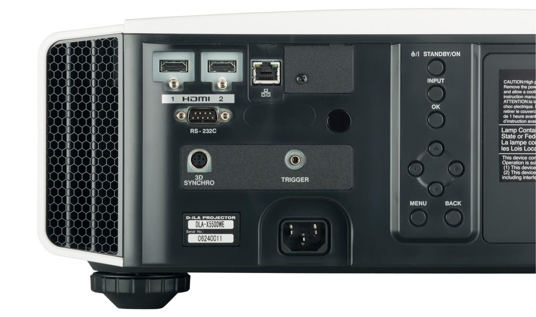 Beamer JVC DLA-X5500W im Test, Bild 3