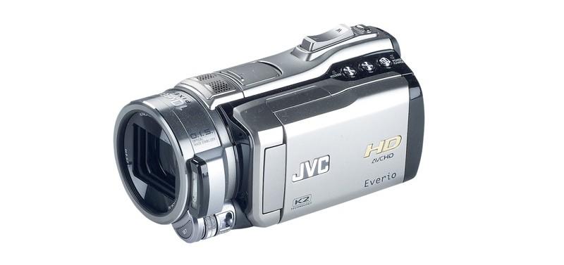 Camcorder JVC Everio GZ-HM1 im Test, Bild 7