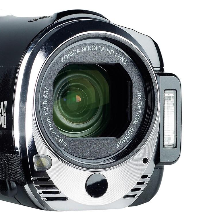 Camcorder JVC Everio GZ-HM550 im Test, Bild 28