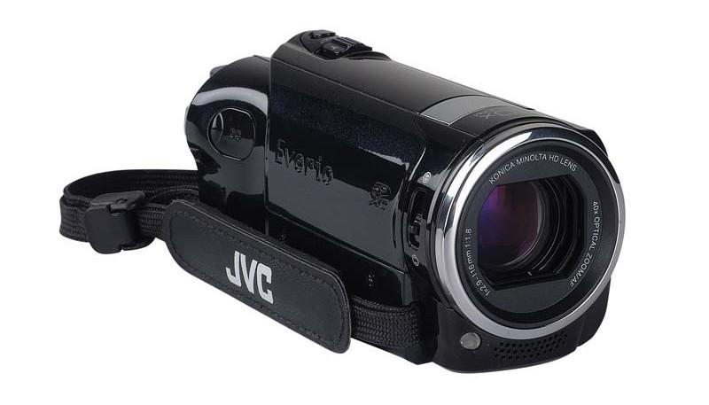 Camcorder JVC Everio GZ-HM650 im Test, Bild 7