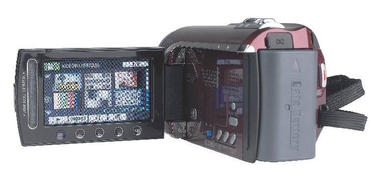 Camcorder JVC GZ-MG630 im Test, Bild 13