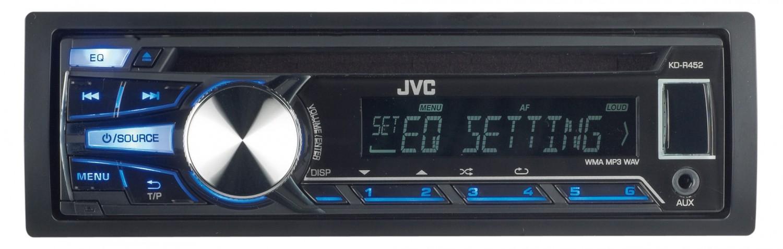 Download Drivers: JVC KD-R452 Receiver