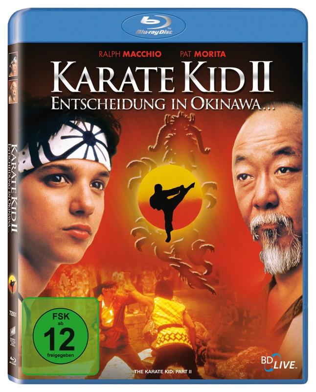 Blu-ray Film Karate Kid I & II (Sony Pictures) im Test, Bild 2