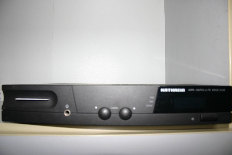 test sat receiver ohne festplatte kathrein ufd 230 gut. Black Bedroom Furniture Sets. Home Design Ideas