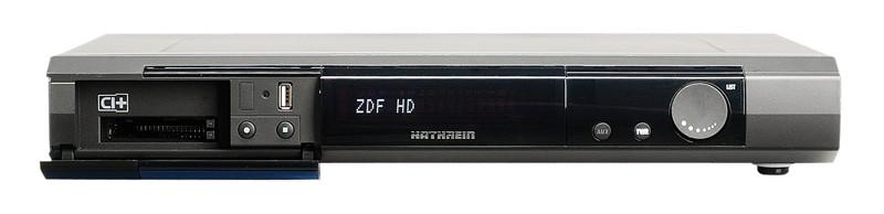 Sat Receiver mit Festplatte Kathrein UFS 923 im Test, Bild 4