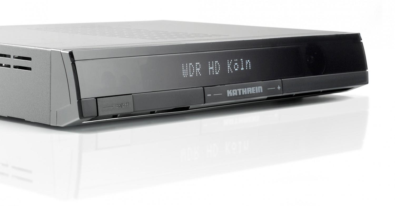 Sat Receiver ohne Festplatte Kathrein UFS connect 906 im Test, Bild 1