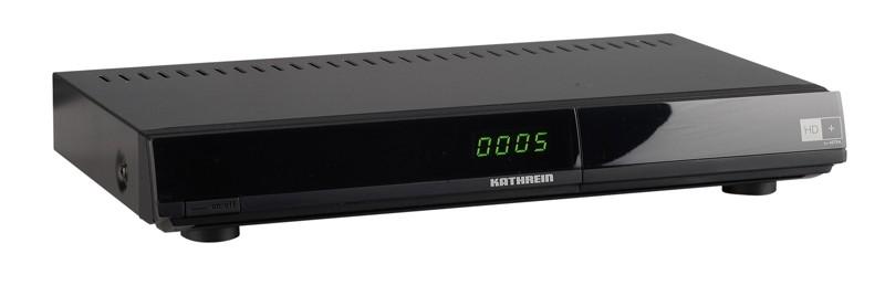 Sat Receiver ohne Festplatte Kathrein UFS931HD+ im Test, Bild 1