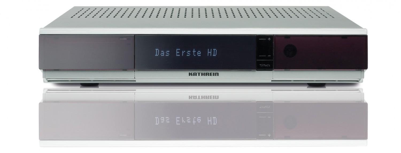 Sat Receiver ohne Festplatte Kathrein UFSconnect916 im Test, Bild 1