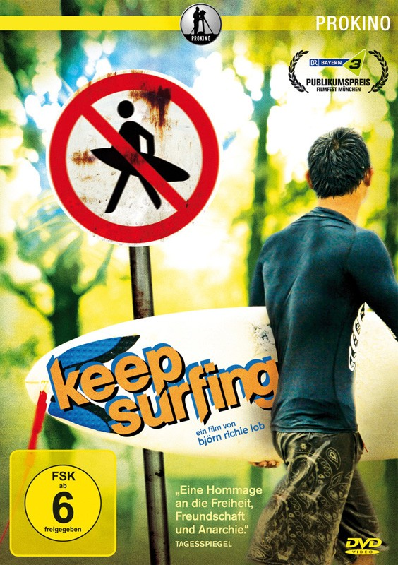 DVD Film Keep Surfing (EuroVideo) im Test, Bild 1