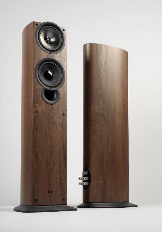 test lautsprecher stereo kef iq 50 seite 1. Black Bedroom Furniture Sets. Home Design Ideas