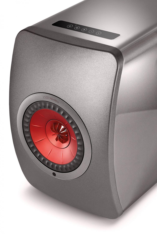 Aktivlautsprecher KEF LS50 Wireless im Test, Bild 8